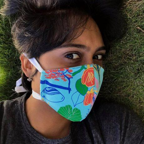 All Over Print Mask
