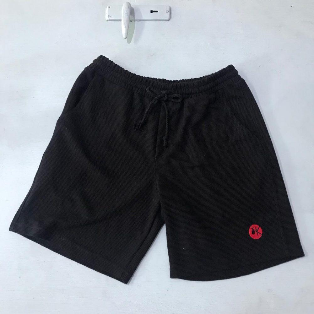 Ripple Short with embroidery